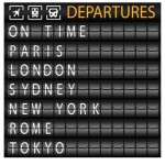 Travel Overseas Departures